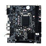Morza H61 Desktop-Computer Motherboard 1155-Pin-CPU-Schnittstelle H61M Erweiterbare USB 3.0 B75