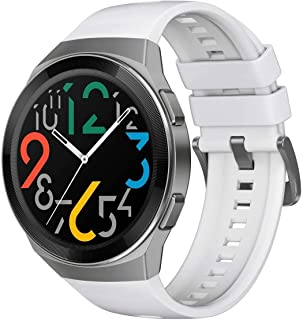 "HUAWEI WATCH GT 2e Smartwatch, 1.39"" AMOLED HD Touchscreen, 2-Week Battery Life, GPS and GLONASS, Auto-detects 6 Sport Mod..."