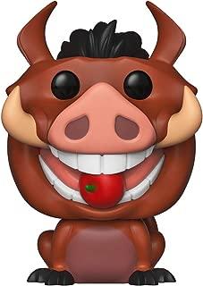 Funko Pop! Disney: Lion King - Luau Pumbaa Toy, Standard, Multicolor