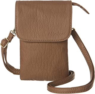 f5a05765e8a6 MINICAT Roomy Pockets Series Small Crossbody Bag Cell Phone Purse Wallet  For Women