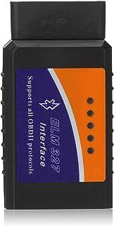 جهاز فحص وتشخيص أعطال السيارات ELM 327 OBDII OBD2 Diagnostic Scanner