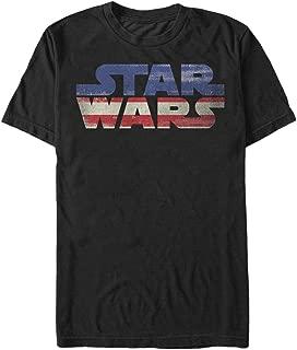 Men's Sw USA Flag Graphic T-Shirt