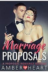 Marriage Proposals: A Proposal Romance Bundle Kindle Edition