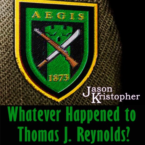 Whatever Happened to Thomas J. Reynolds? audiobook cover art