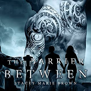 The Barrier Between audiobook cover art