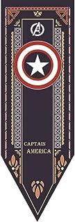 Chutoral Infinite War Legends Avengers Banner, Superhero Avengers Party Decoration Wall Deco Flag Black Panther, 48150 cm()