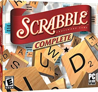 Scrabble Complete (Jewel Case)