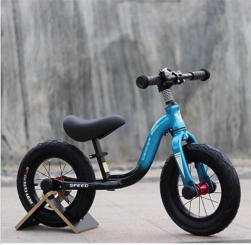 estar en gran demanda MYMAO 01Coche de Equilibrio de Niños sin Pedal Scooter Scooter Scooter Aluminio Diapositiva Coche 2-7 años de Edad Niño Bicicleta Cochecito,azul  disfrutando de sus compras