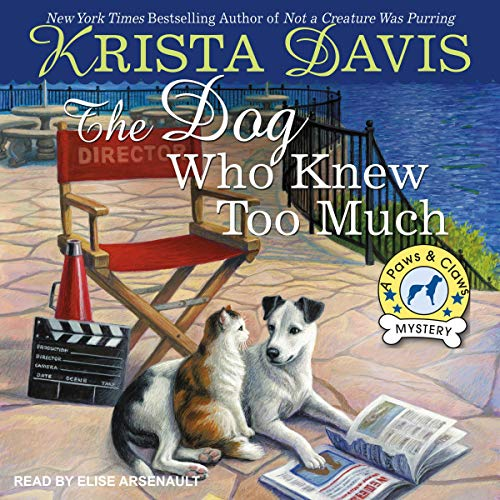 The Dog Who Knew Too Much cover art