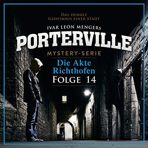 Die Akte Richthofen (Porterville 14) Titelbild