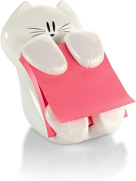 Post It Pop Up Note Dispenser Cat Design 3 In X 3 In 1 Dispenser Pack CAT 330