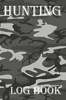 Best hunting log book Reviews