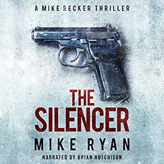 The Silencer audiobook cover art