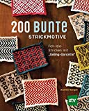 """200 bunte Strickmotive: Fair-Isle-Stricken mit """"Geling-Garantie"""" - Andrea Rangel"""