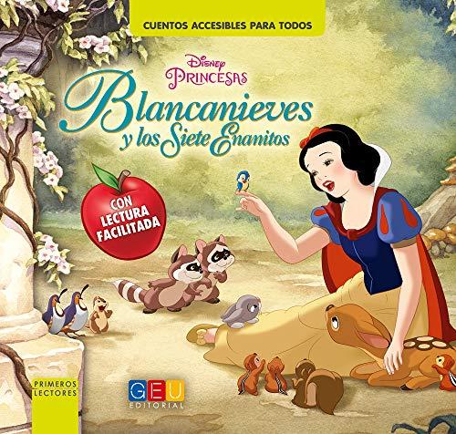 Blancanieves y Los Siete Enanitos - Lectura facilitada (Niños 3 a 5 años)