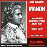 Manon, Act IV: Un mot, s'il vous plait, chevalier!