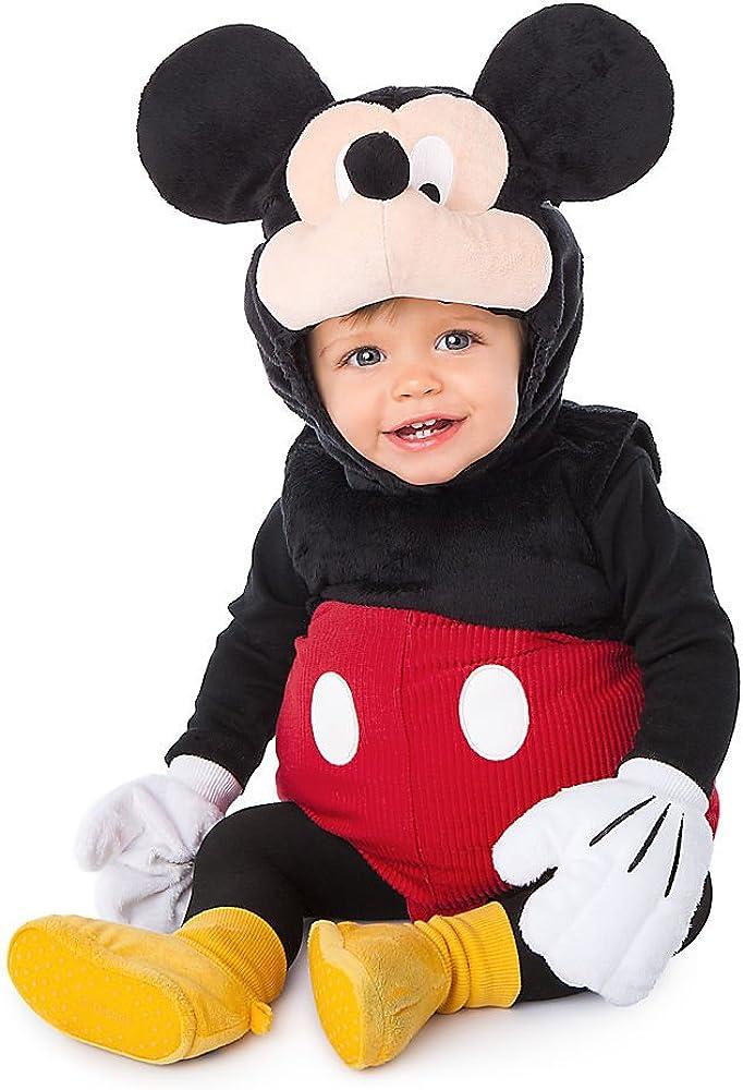Disney Mickey Mouse Costume Plush Purchase Popular overseas Baby