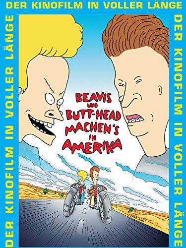 Beavis und Butt-Head Machen's in Amerika