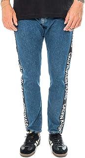 7f46ec673 Calvin Klein Jeans UOMO Jeans CKJ 026 Slim Logo Tape J30J312784.911