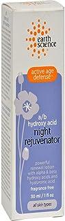 Earth Science A/B Hydroxy Acid Night Rejuvenator, 1 fl. oz.