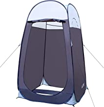 Leader Accessories Pop Up Shower Tent Dressing Changing Tent Pod Toilet Tent 4' x..
