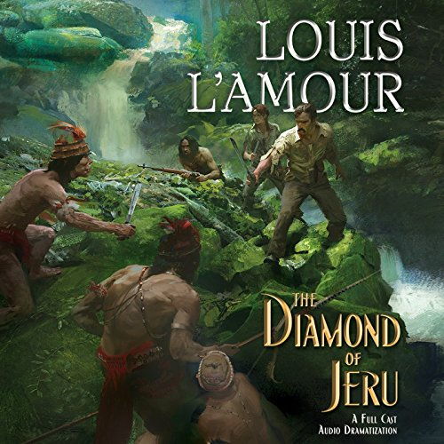 The Diamond of Jeru audiobook cover art