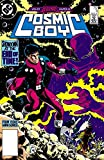 Cosmic Boy (1986-1987) #4 (English Edition)