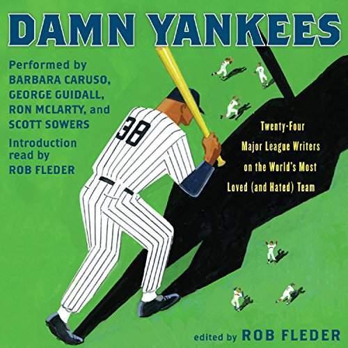 Damn Yankees audiobook cover art