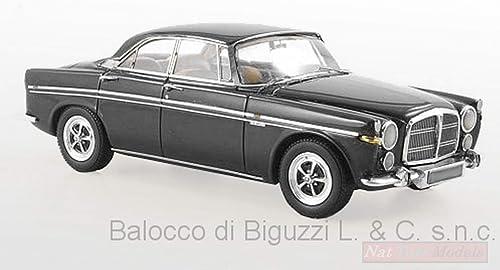 Neo Scale Models NEO49557 Rover P5B Coupe 1971 noir 1 43 MODELLINO Die CAST Compatible avec