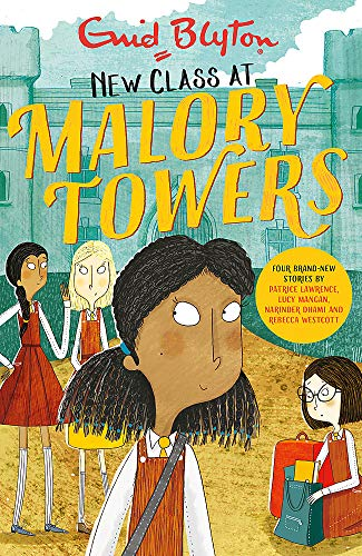 New Class at Malory Towers: Four brand-new Malory Towers