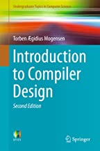 Introduction to Compiler Design (Undergraduate Topics in Computer Science) (English Edition)