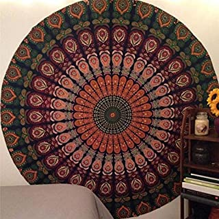 SIZOO - Tablecloths - drop shipping 2017 Table cover Useful High Quality Round Beach Pool Home Shower Towel Blanket Table ...