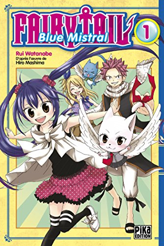 Fairy Tail - Blue Mistral T01