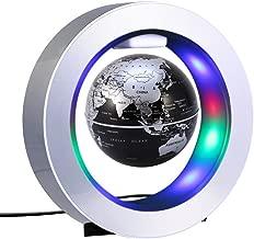 YTOM Magnetic Levitation Floating Globe Lamp, 4