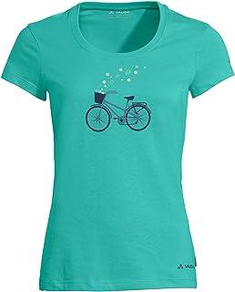 VAUDE Women's Cyclist T-Shirt V T-Shirt Femme