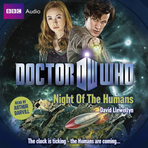 Doctor Who: Night of the Humans audiobook cover art