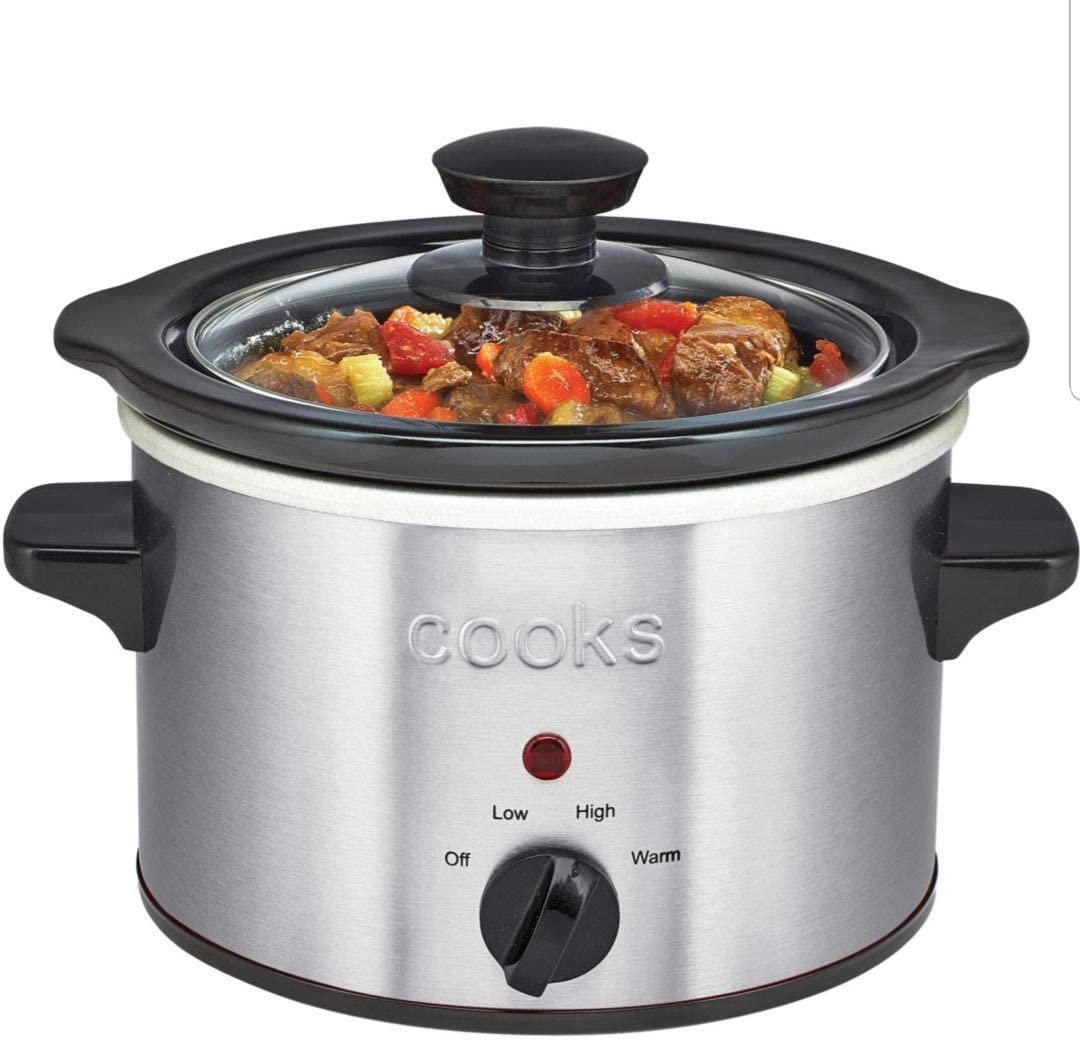 Cooks by New life JCP Home Quart Cooker Trust 1.5 Slow