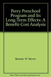 Perry Preschool Program and Its Long-Term Effects: A Benefit-Cost Analysis