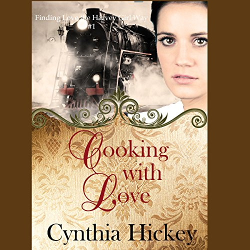 Cooking With Love audiobook cover art