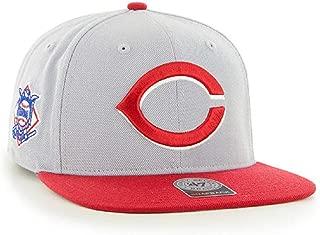 47 BRAND Captain Sureshot Braves Icon Cap MLB Basecap Atlanta Baseballcap
