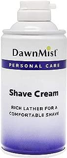 Dukal SC15 Dawn Mist Shave Cream, 1.5 oz. Aerosol Can (Pack of 144)