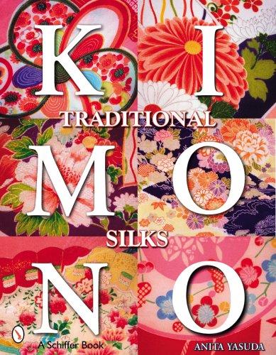 Traditional Kimono Silks