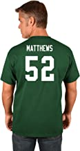 Majestic NFL Shirt - Green Bay Packers #52 Clay Matthews