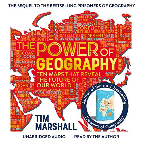 The Power of Geography cover art