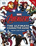 Marvel Avengers The Ultimate Character Guide New Edition (English Edition)