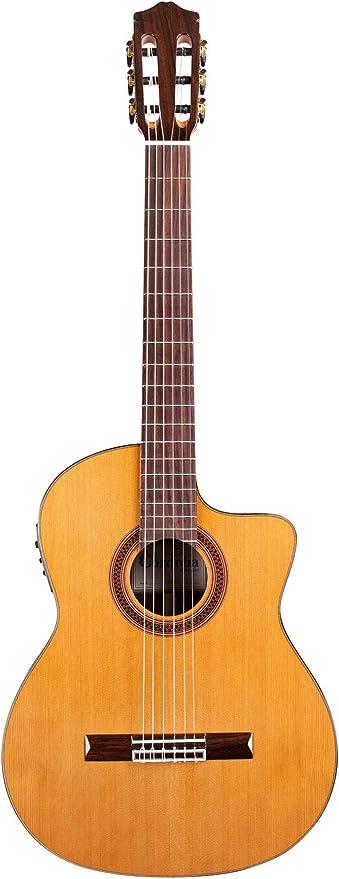 Cordoba C7-CE CD/IN Guitarra acústica eléctrica de nailon clásica
