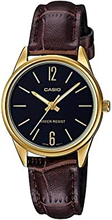 Casio Casual Watch Analog Display for Women LTP-V005GL-1BUDF