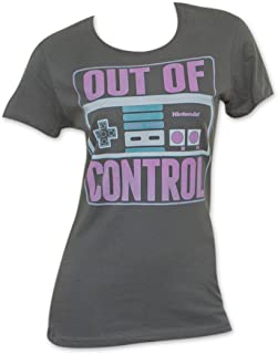 Nintendo Juniors Out of Control Graphic Tee