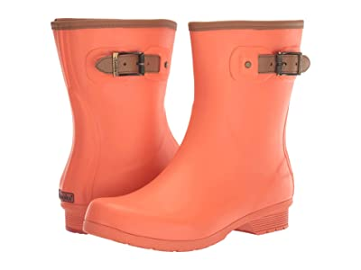 Chooka City Solid Mid Boot (Coral) Women