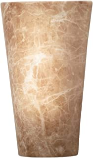 It's Exciting Lighting IEL-2478G Granite High Gloss Sconce with, 4-Hour Timer, Sand Style